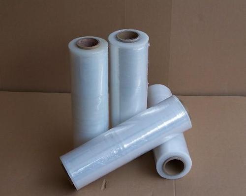使用PE缠绕膜的包装方法