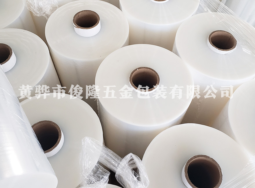 拉伸膜的哪些特性体现了拉伸膜对商品的良好保护效果?